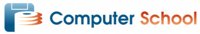 Computer School Logo.